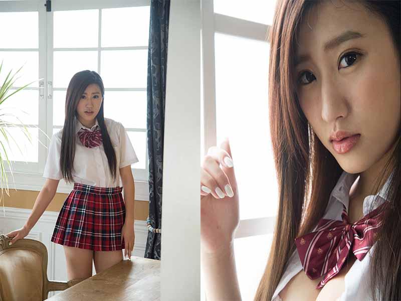 Suzu Mitake AV Idol